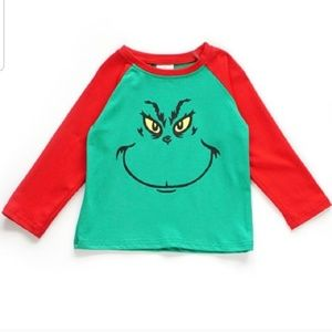 The Grinch Toddler Christmas Shirt